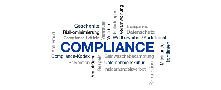 Grafik Compliance-Kodex