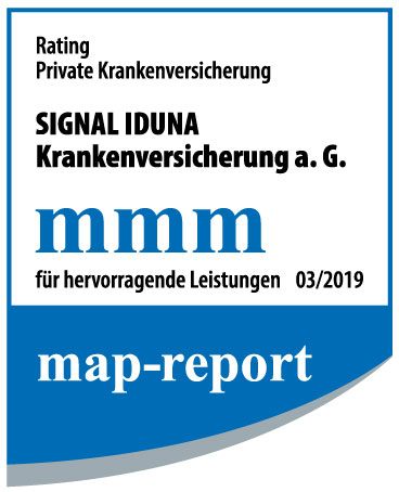 map-report Auszeichung 2019