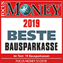 Focus Money Beste Bausparkasse 2019>