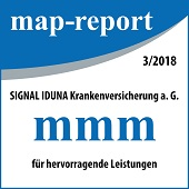 map-report Auszeichung 2018