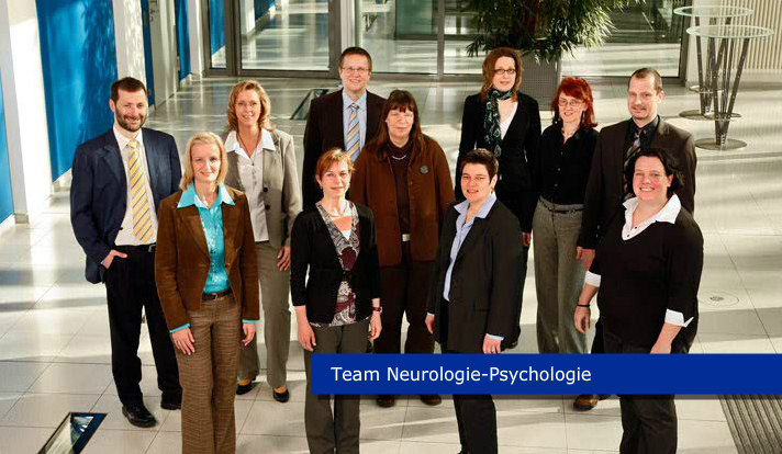Team Neurologie-Psychologie